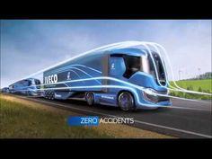 TFP Transporte y Logística - YouTube    Camiones del futuro que ya circulan como prototipos #Transporte