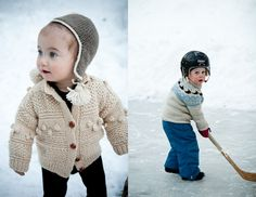 chunky sweaters for kids