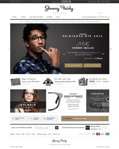 jimmyfairly.com | #webdesign #it #web #design #layout #userinterface #website #webdesign < repinned by www.BlickeDeeler.de | Take a look at www.WebsiteDesign-Hamburg.de