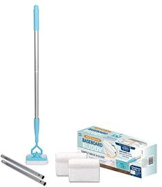 Amazon.com: Baseboard Buddy – Baseboard & Molding Cleaning Tool! Includes 1 Baseboard Buddy and 3 Reusable Cleaning Pads, As Seen on TV: Home & Kitchen Baseboard Cleaner, Cleaning Baseboards, Baseboard Molding, Cleaning Blinds, Door Molding, Toilet Cleaning, Cleaning Hacks, Cleaning Supplies, Cleaning Toilets