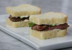 Mini Beef Filet Sandwich