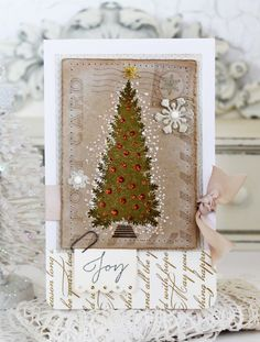 LilyBean Paperie: o'tannenbaum revisited...