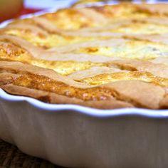 Come preparare Pastiera con crema col Bimby della Vorwerk, impara a preparare deliziosi piatti con le nostre ricette bimby