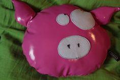 arousing piggy pillow