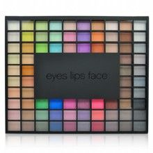 ELF Studio Endless Eyes Pro Eyeshadow Palette.