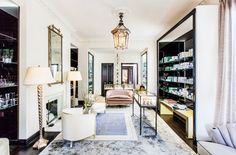 Violet Grey is a beauty shop inspired by Hollywood glamour that carries top beauty products -- in Melrose Place. LOVE THIS STORE and site!