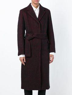 3.1 Phillip Lim belted textured coat