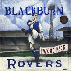 Blackburn Rovers : by Paine Proffitt