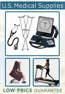 Picture of quality medical supplies from US Medical Supplies catalog