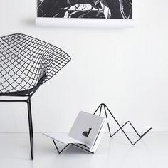 Porte-Revues ZigZag - Arne Concept