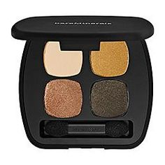 I'm learning all about Bare Escentuals READY Eyeshadow 4.0 at @Influenster!