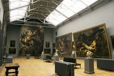 A French travel magazine once listed the Wiertz Museum in Ixelles as one of the most beautiful in the world. And it is. The only problem is that almos...