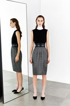 Sportmax Pre-Fall 2014 Collection Slideshow on Style.com
