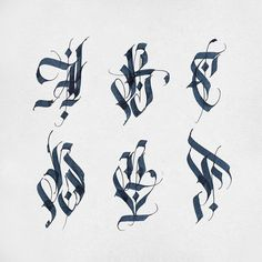 calligraphy, font.