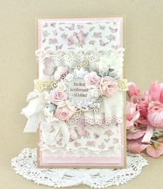 Wild Orchid Crafts: Confirmation Card