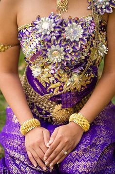 cambodian wedding outfits   People will attend for a shorter or longer time and leave a small cash ...
