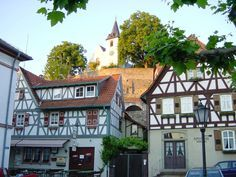 Home. Zwingenberg / Germany