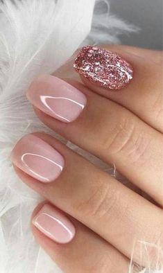 Nagellack Design, Shiny Nails, Shellac Nails, Acrylic Nails, Glitter Toe Nails, Pink Toe Nails, Zebra Nails, Cute Toe Nails, 3d Nails