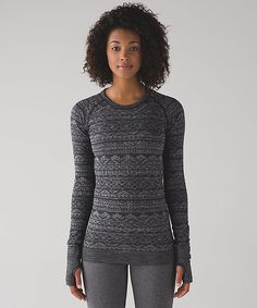 dbdc019a2 23 Best Lululemon LS and Pullovers images in 2019 | Long sleeve ...