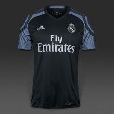 ef272994b adidas Real Madrid 16 17 3rd Shirt - Black Super Purple