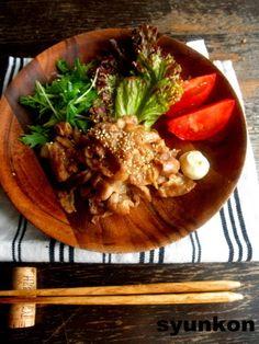 簡単!!】定食屋さんの豚のしょうが焼き by 山本ゆりさん | レシピ ...