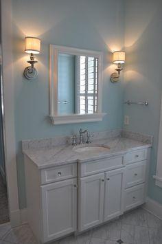 Bath Sconces. A bathroom couldnt get better. Gorg