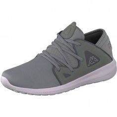 #Kappa Horus Sneaker Damen Herren grau, Gr. 42, 04056142250663