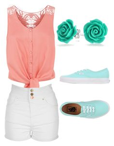 Cheeky Spring by squidney1027 on Polyvore featuring polyvore, fashion, style, Monsoon, Jane Norman, Vans, Bling Jewelry and clothing