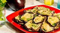 Foto Melanzane al Forno Fett, Zucchini, Vegetables, Vegetable Recipes, Veggies