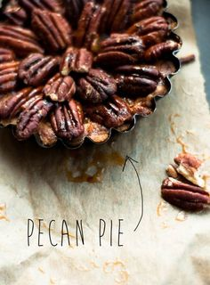 The fastest way to my heart: Caramel Pecan Pie