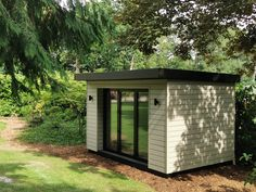 Visit gardenpods on Instagram and give us a follow Garden Rooms Uk, Shed, Outdoor Structures, Instagram, Lean To Shed, Coops, Barns, Sheds, Tool Storage