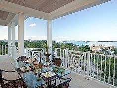 Luxury modern home with dip pool, spectacular ocean views, steps to beach.Vacation Rental in Great Exuma from @homeaway! #vacation #rental #travel #homeaway
