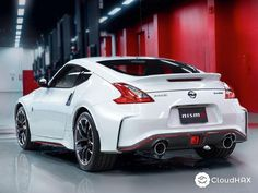 Nissan 370Z NISMO Gets Updated for 2015  More on https://www.cloudhax.com/article/list #CloudHax