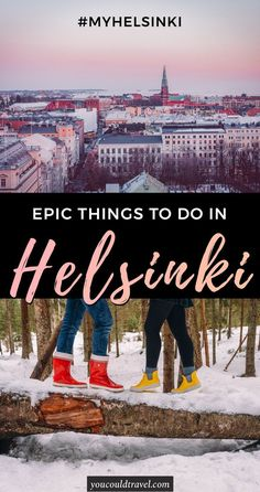 Best Things to do in Helsinki - Wondering what are the best things to do in Helsinki. Our guide will show you what to do in Helsinki and where to eat the best food in the city. Learn what to see in Helsinki and how to enjoy a week in Finland's capital city. #helsinki #finland