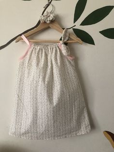 Summer Dress Handmade Clothes, Dress For You, Stylish Outfits, Tights, Summer Dresses, Cotton, How To Wear, Fashion, Diy Clothing