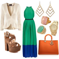 """""""Engagement Party"""" by kafilat on Polyvore"""