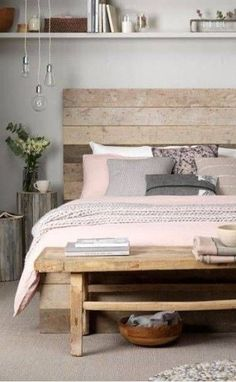The bedding!!!  Decorating Ideas For Small Bedrooms Pink Bedroom