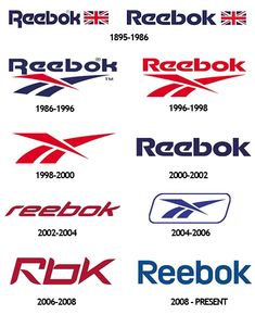 The Reebok logo is one of the most popular and widely recognized logos in the sports industry. It has played an instrumental role in establishing Reebok as one of the leading sportswear brands on the planet. Typography Logo, Art Logo, Logo Branding, Branding Design, Reebok, Logo Inspiration, Type Logo, Design Visual, Word Mark Logo