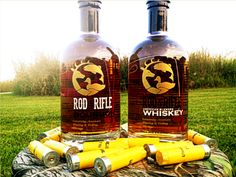 Rod & Rifle Bourbon and Whiskey Bourbon, Whiskey, Products, Bourbon Whiskey, Whisky, Gadget