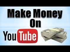 How to Make Money on YouTube! (2016)   . . . . . Watch this video to learn how to earn CrowdFunded Cashback with your eVantage Prepaid MasterCard   http://www.eVantageCard.com/SnackUrban