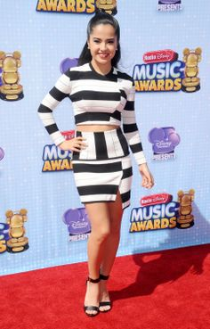 Becky G -- Most Stylish Celebs at the 2014 Radio Disney Music Awards | Twist #RDMAs