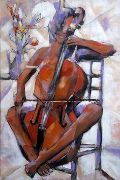 Haitian art...