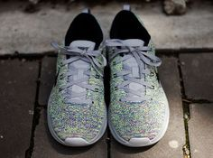 nike wmns lunar flyknit pink green 7 Nike WMNS Flyknit Lunar1+ Multi Color Available