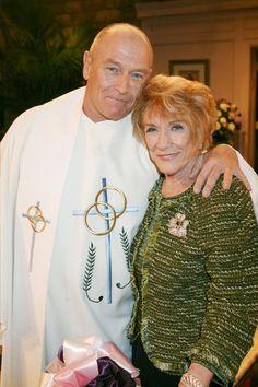 Corbin Bernsen with Jeanne