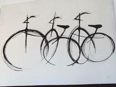 Bikes, deconstructed.