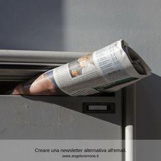 Creare una newsletter alternativa all'email | Angelo Cerrone