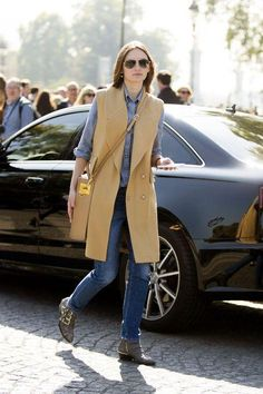 Cool new ways to wear ankle boots - click for street style outfit inspiration