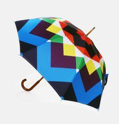 Walking Stick Umbrellas by David David
