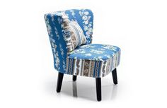 ROOMFACTORY.sk | dizajnové stoličky a kreslá - KRESLÁ - Armchair Club Patchwork