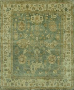Bogart BG-02 Blue Ivory Area Rug by Loloi